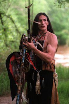 Melvin Thunder Shield Wachacha, Cherokee