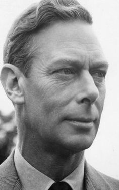 (40)George VI was King of the United Kingdom and the Dominions of the British Commonwealth from 11 December 1936 when his elder brother Edward Vll abdicated... until his death. He was the last Emperor of India and the first Head of the Commonwealth.     Text under CC-BY-SA licence .    Wikipedia George V1, King George, Lady Elizabeth, Princess Elizabeth, Last Emperor, Royal Crowns, Great King, Royal Life, Queen Of England