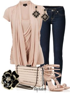 Chata's Daily Tips Cute Summer Outfits, Classy Outfits, Chic Outfits, Fashion Outfits, Womens Fashion, Summer Clothes, Fashion Styles, Fashion Ideas, Louboutin Nails