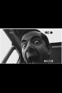 Mr. Bean... gotta love him. <3