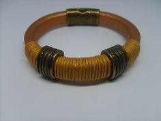 Bracelets, Leather, Men, Jewelry, Fashion, Moda, Jewlery, Jewerly, Fashion Styles