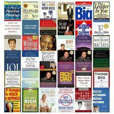 Some self development starting ideas Best Books To Read, Good Books, Amazing Books, Business Tips, Online Business, Best Inspirational Books, Self Development Books, 7 Habits, Helpful Hints
