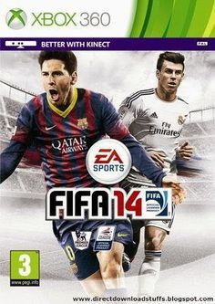 FIFA 14 Xbox360 Game Direct Download Links http://directdownloadstuffs.blogspot.in/2013/10/fifa-14-xbox360-game-direct-download.html