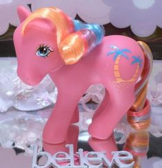 PINA-COLADA-My-Little-Pony-BELIEVE-G1-Tropical-Year-8