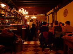 The Italian Backpacker: My 5 favourite places to eat something in Venice