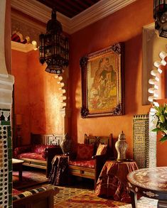 Inside Tangier By Nicolò Castellini Baldissera - Katie Considers Bohemian House, Bohemian Interior, Decorated Toms, Interior Garden, Interior Design, Magical Room, Moroccan Design, Tangier, Screened In Porch