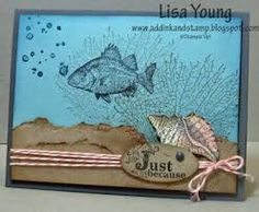 by the tide stampin up - Google Search
