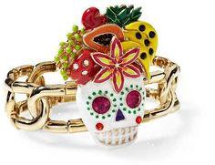 Skull Fruit Full Stretch Bracelet