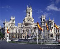 Madrid, Spain. Did a project over this country so it would be nice to visit and have some authentic churros :)