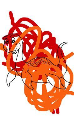 Sea Animal Coloring by 4Brains Studio