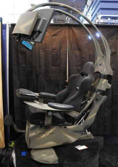 Gaming Chair - for the man in the house.   That ^ was the original description. Who the heck said it's not the woman of the house who games?? I want this. I want it bad.