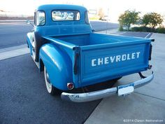 1954 Chevy 3100 5 Window Pickup