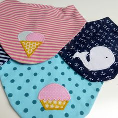 bibs with supercute motives