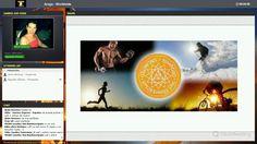 Taller Holograma Energia Aroga Worldwide http://www.AccionDiamante.com/a...