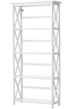 Montego 4-Shelf Bookcase - Open Bookcases - Bookcases - Furniture | HomeDecorators.com
