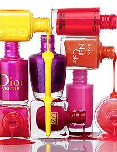 summer nails love the visual