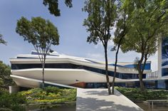 Roberto Cantoral Cultural Center / Broissin Architects, Mexico