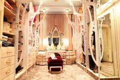 dream closet. almost.
