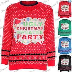 c6154afee8f9 13 Best Ladies Christmas Jumpers images