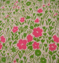 Fujiwo Ishimoto / floral pattern