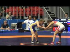 2016 JR World Championships FW48kg N  Sokolova (RUS) vs E  Sosa (ARG)  Semifinal