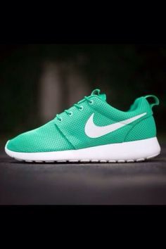 100% authentic 71776 91b51 Mint Green Nike Roshe Seguir Corriendo, Zapatillas Nike Baratas, Nike  Baratos, Nike Run