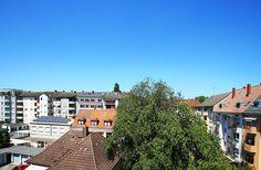 4,5-Zimmer-Wohnung in der Karlsruher Oststadt: Ausblick