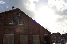 Sunspel Factory England
