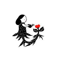 「  Self love  」