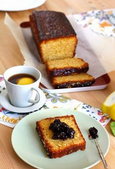 Lemon Loaf (cake al limone)