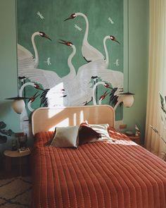 Home Interior Inspiration .Home Interior Inspiration Home Interior, Interior And Exterior, Bedroom Interior Design, Bohemian Interior, Bohemian Decor, Sweet Home, Decoration Bedroom, Art Deco Bedroom, Home And Deco