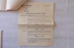Citroën Notice les Renforcements des Châssis Tarif  1934 Réf 04   Collections, Objets publicitaires, Publicités papier   eBay!