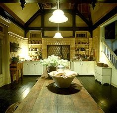 Practical Magic kitchen set 2