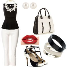 """""""Work Outfit!"""" by gracey9-12 on Polyvore"""