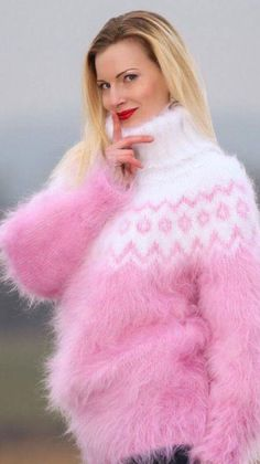 193fc403dd57 Fluffy Sweater, Mohair Sweater, Girls Sweaters, Cozy Sweaters, Icelandic  Sweaters, Hand