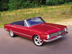 Plymouth Valiant & Signet Convertible Tops and Convertible Top Parts Classic Chevy Trucks, Classic Cars, Classic Auto, Valiant Acapulco, Convertible, Muscle Magazine, Chrysler Valiant, Plymouth Valiant, Plymouth Barracuda