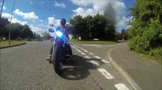 Ride to Krazy Horse Customs  03 08 13