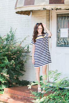 loving Megan's summer sundress