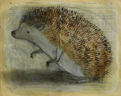 Hedgehog: Qu'est-ce que by SethFitts.deviantart.com on @deviantART