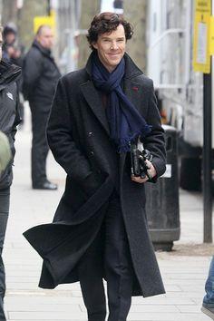 Стиль и одежда Бенедикта Камбербэтча: как одевается звезда сериала «Шерлок»