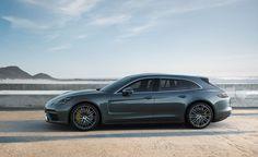 WORLD PREMIERE: Porsche Panamera Sport Turismo wagon
