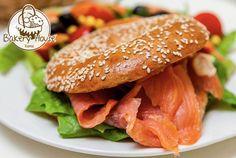Bakery House Roma - Vi possiamo consigliare di provare il nostro #salmon bagel? leggero e davvero #gustoso, sicuramente uno dei nostri preferiti   http://www.urbis360.com/cucina-americana-roma/ #roma #cucina #italia #food #ristorante