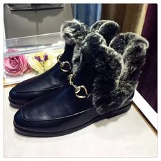 2016 Fashion Women Newest  Famous Chain Fur Boots Lady Genuine Leather High Quality  Brand Shoes Woman Hot Sale Botas Femininas