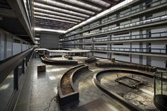 Former Bell Labs, Holmdel, NJ
