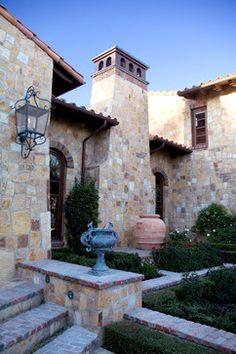 Manian - mediterranean - exterior - orange county - James Glover Residential & Interior Design