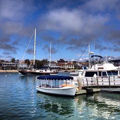 Balboa Island Ferry Directions