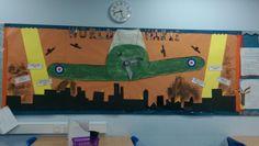 My world war 2 display