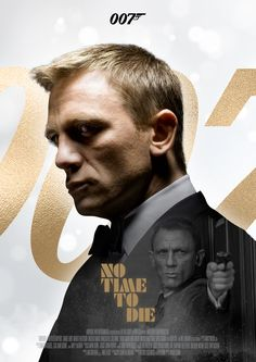 """Trailer Releases, These 5 Interesting Things from the James Bond Film """"No Time to Die"""" James Bond Movie Posters, New Movie Posters, James Bond Movies, James Bond Style, James Bond Theme, Daniel Craig James Bond, Film Poster Design, Bond Cars, Cinema"""