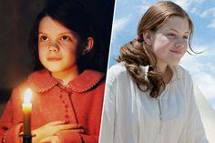 "Georgie Henley (Lucy Pevensie dans  ""Le Monde de Narnia"")"