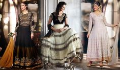 Dazzling Collection Of Designer Anarkali Suits For Wedding Season at hytrend.. >> http://hytrend.com/women/clothing/anarkali-suits.html